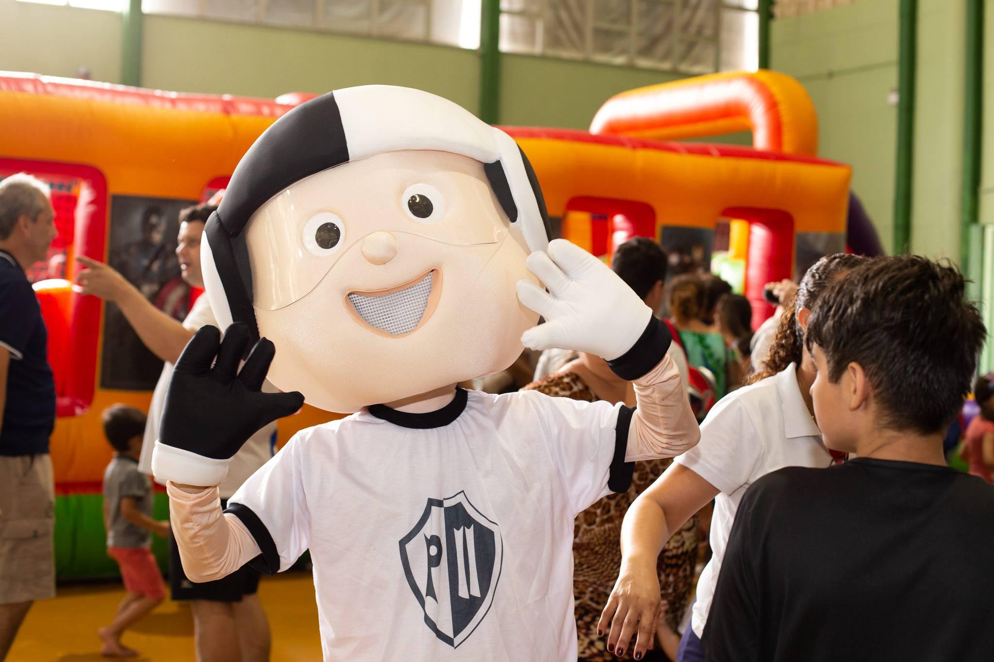 Clube Dom pedro II - Super Pedrinho